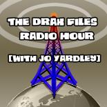 Logo of The Drax Files Radio Hour