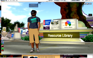 at RFL in SL via SL GO on an old old Mac