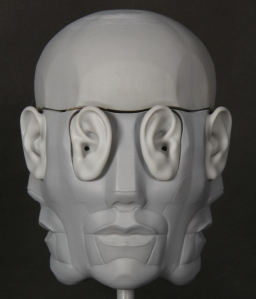 a dummy head for the oculus age