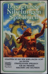 nibelungen buch = a priceless classic [still in my possession]