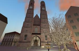 frauenkirche [pic by gwyn llewellyn]