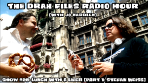 http://draxfiles.com/2014/07/18/show-28-lunch-with-a-lifer-part-1-stefan-weiss/