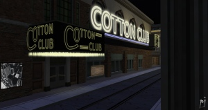 cotton club [pic by PJ Trenton