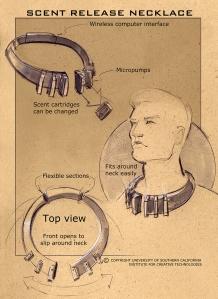 scent collar