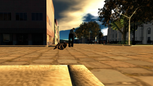 dragging the victim to the lynching [sl prototype]