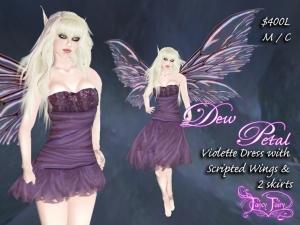 fancy fairy wings for under 500 l$