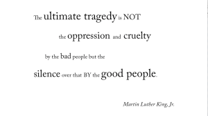mlk quote as relevant as it ever was