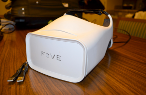fove [pic by ben lang roadtovr]
