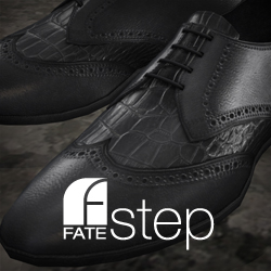 fatestep [for flip floppers!]