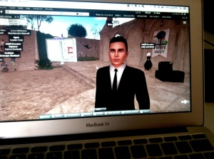 ebbe in suit at vwbpe
