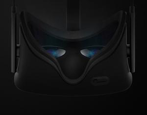 oculus rift - you gonna look like batman [pic courtesy oculus vr]