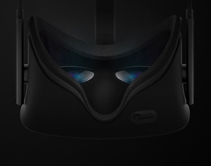 oculus rift - you gonna look like batman [pic courtesy oculus vr]