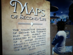 maps of second life at sl12b