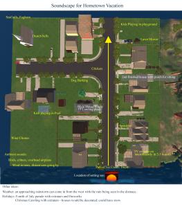 virtual suburbs