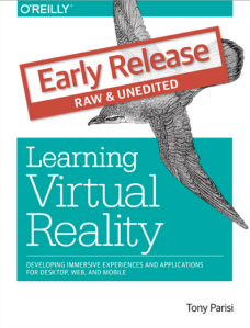learning vr book coming in november