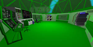 a mad scientist lab in open sim?