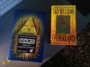 otherland used books delivered = german and english