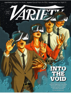 variety cover [by daniel downey]