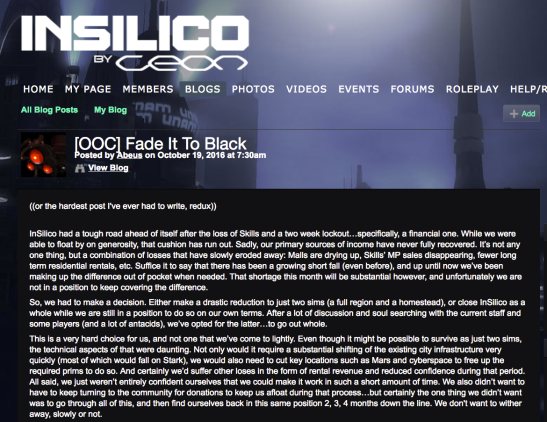 insilico-announces-death