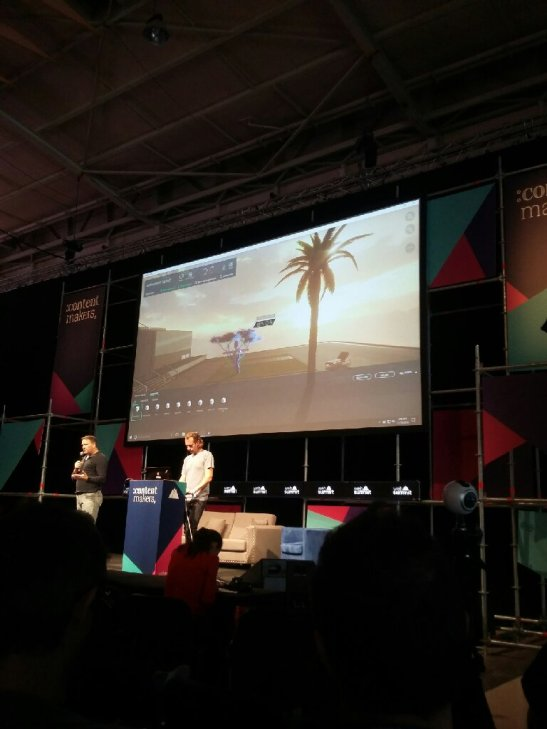 ebbe-shows-sansar-at-web-summit