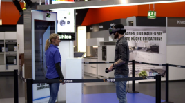 küche in vr at saturn electronics store in berlin [pic by computer bild]
