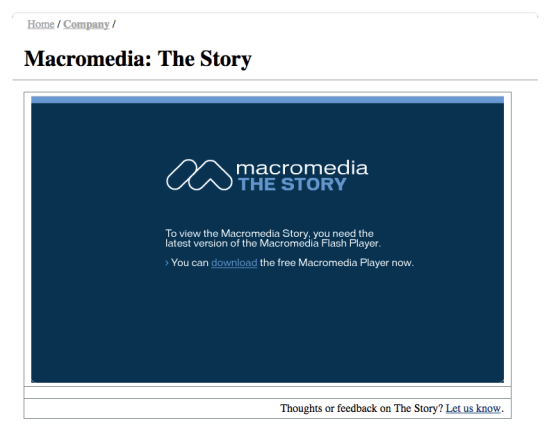 macromedia-the-story-for-which-you-need-a-flash-player-to-play