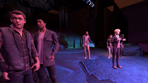 weird looking avatars and lag - a recipe for success in social vr?