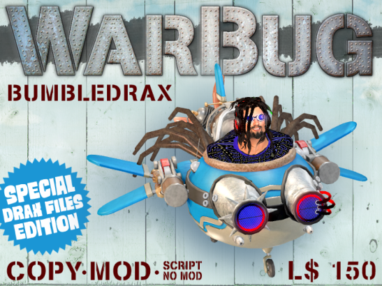 WarBug BumbleDrax MP Label.png