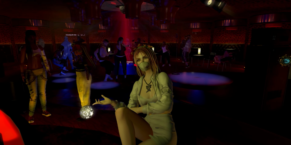 a party at crazy dragona nightclub including mandated attire
